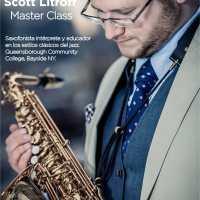 Del jazz al clásico Scott Litroff impartirá clase magistral en Ciudad de México.