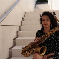 Saxofonista mexicana aceptada en Conservatorio de Barcelona