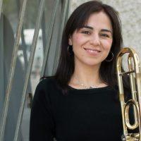 Marcia Medrano: La primer mexicana licenciada en trombón